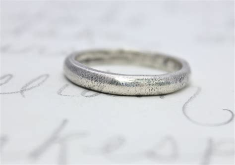 simple silver wedding rings for trends for simple