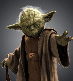 what color is yoda yoda wars shopdisney