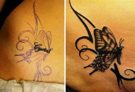 tattoo cover up estimate astonishing pictures of epic tattoo cover up fails daily