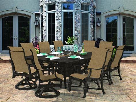 bellagio outdoor furniture northern virginia castelle bellagio collection washington dc