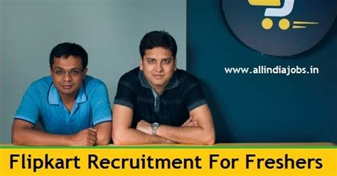 For Mba It Freshers In Bangalore by Flipkart Recruitment 2016 2017 For Freshers