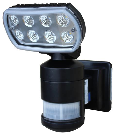 versonel nightwatcher pro 8 led security motion track light versonel nightwatcher pro 8 led security motion track