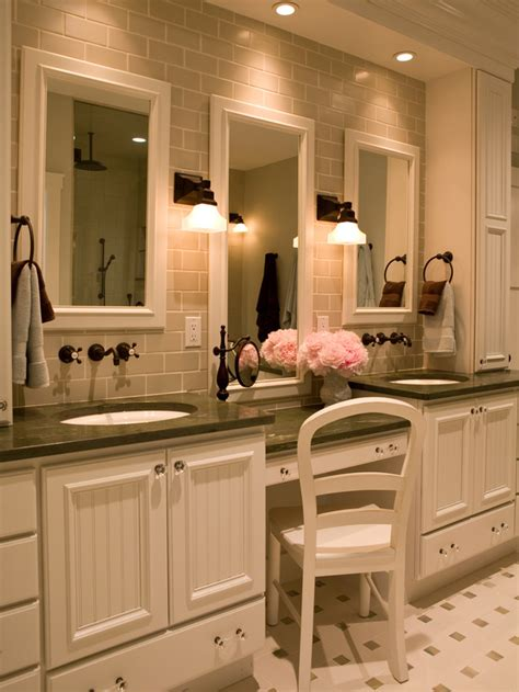 Makeup Vanity In Bathroom 1000 Images About Sink With Vanity And Mirror On Makeup Tables Sink