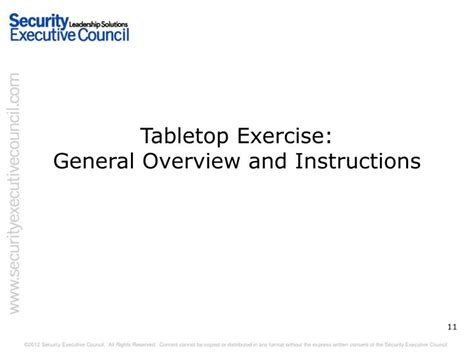 tabletop exercise template ppt active shooter tabletop exercise powerpoint