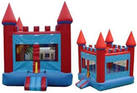 bounce house rentals detroit mi 15x15 red castle moonwalk bounce house inflatable kids party rentals michigan