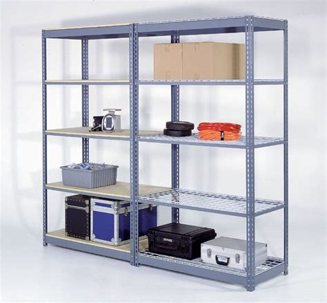Shelf Racks Garage by Garage Metal Shelving Racks For Storage