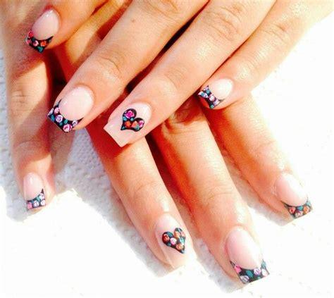 imagenes de uñas sucias y largas 17 mejores ideas sobre u 241 as de resina decoradas en