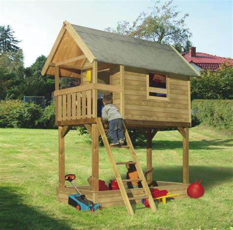 Kinderspielturm Garten by Kinder Stelzenhaus Karibu 171 Gernegross 187 Spielhaus Holz Gartenhaus Gartenspielhaus Spielhaus