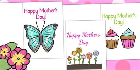 card template eyfs s day card templates twinkl s day