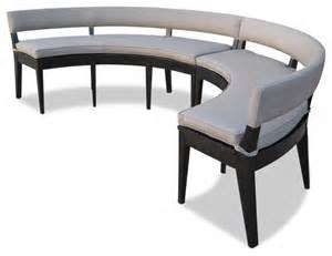 Bench Seating For Kitchen Table by Bruno Booth Contemporary Indoor Benches New York