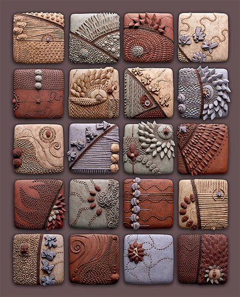 Handmade Ceramic Tile Artists - featured artist at the alcc chris gryder