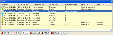 snmp trap snmp traps and snmp v2c notification