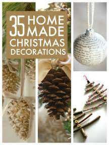 home made decorations 35 easy to make decorations