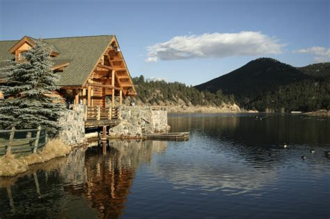 Mountain House Water by Evergreen Co Denver Mountain Homes Near Water Rivers