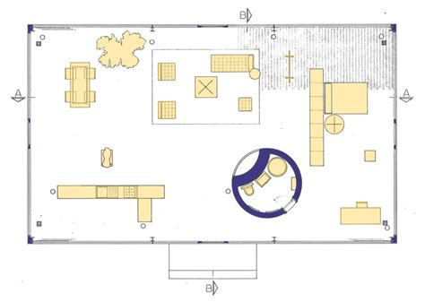 home layout plans the glass house philip johnson new canaan connecticut