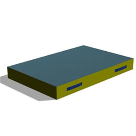 Olympic Mats by Olympic Gymnasium Troline Push On Mat Products
