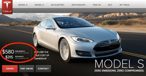 Tesla Model S Leasing Tesla Revs Lease Program But Misdirection Remains