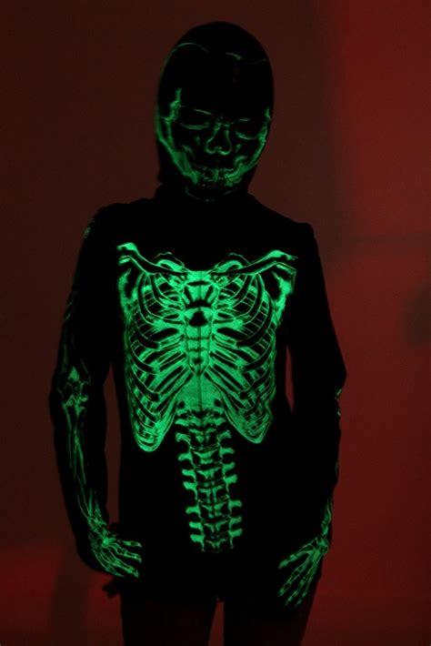 Hoodie Zipper Glow In The Bonek 1 glow in the skeleton hoodie things i