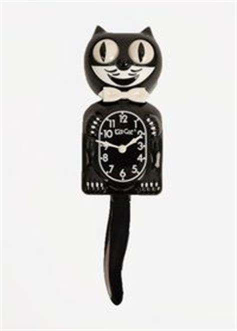 cat clock with swinging tail made him wear his seatbelt these will make me smile