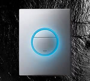 Extreme Makeover Bedrooms - glowing home nova glowing light switch from grohe