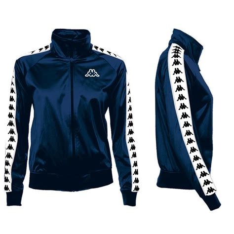 Kappa Spinel Banda Jacket Navy kappa banda anniston jacket 1goal4you