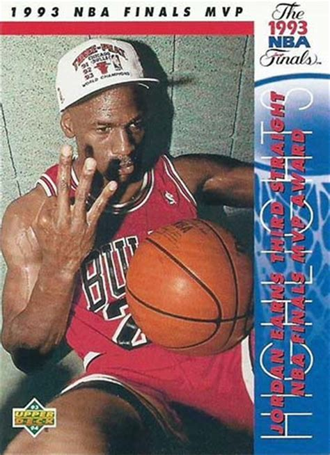 Michael Gift Card - nba finals cards collecting michael jordan history in cards part two michael