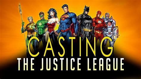 film justice league youtube casting the justice league movie youtube