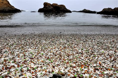 beach of glass glass beach fort bragg california wikipedia