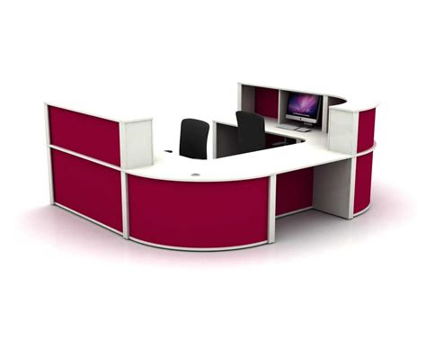 mobile reception desk mobili u shaped reception counter