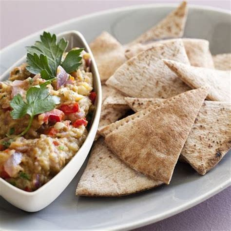 ina garten appetizers roasted eggplant dip by ina garten appetizers pinterest