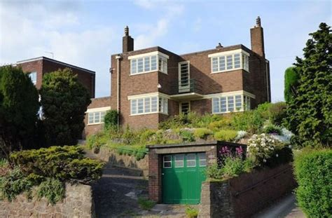 in need of renovation 1930s two bedroom detached deco