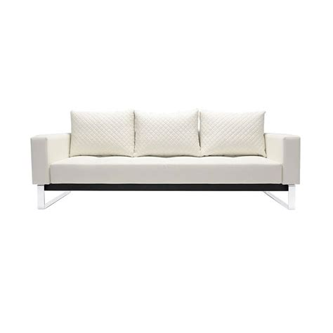 dot and bo sleeper sofa 10 best white leather sleepers sofas images on