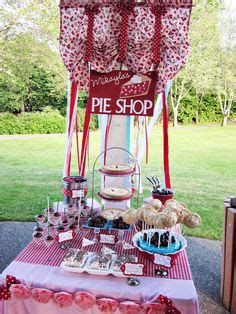 pie themed events themed parties decor on pinterest