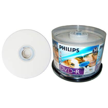 Dvd R Ritek 16x 4 7gb 50pcs philips premium dvd r 123inkcartridges canada