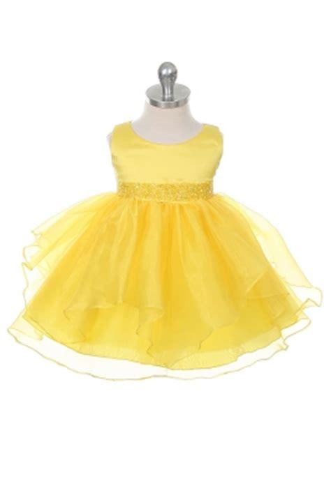 L 1031 Royal Flower Dress yellows flower dresses flower dress for less