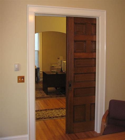 How To Make A Pocket Door by Pocket Doors Yay Or Nay A Design Help