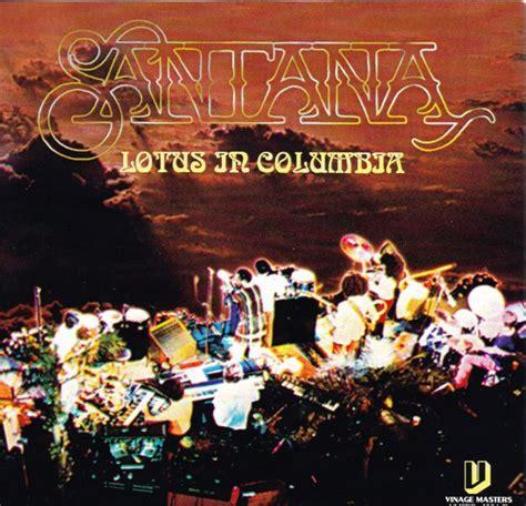 santana lotus santana lotus in columbia 2cdr giginjapan