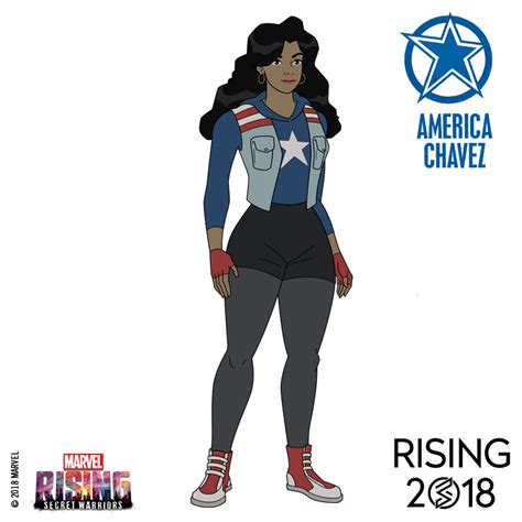 marvel has another 2018 movie secret warriors animated marvel rising secret warriors images den of geek