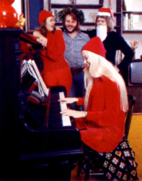 abba 4ever merry christmas and a happy new year