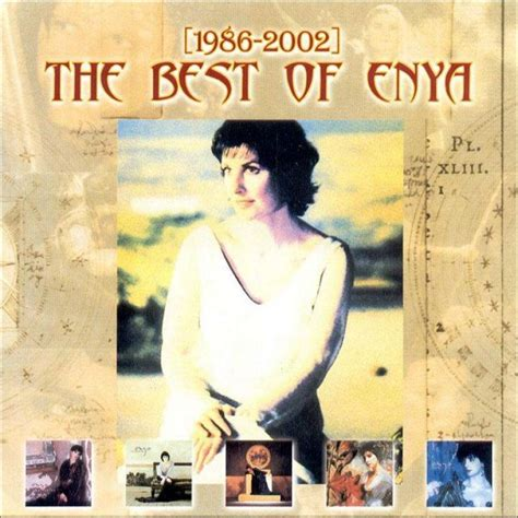 the best of enya car 225 tula frontal de the best of enya 1986 2002 de enya