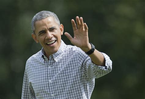 barack obama didn t wear his wedding ring this weekend
