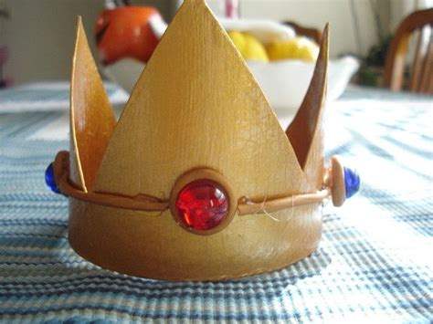 Papercraft Crown - princess crown 183 how to make a tiara crown