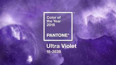 Introducing  Pantone Color   Year Ultra Violet