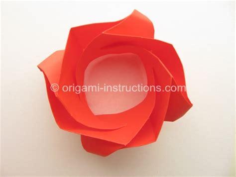 Origami Toilet Bowl - origami bowl folding