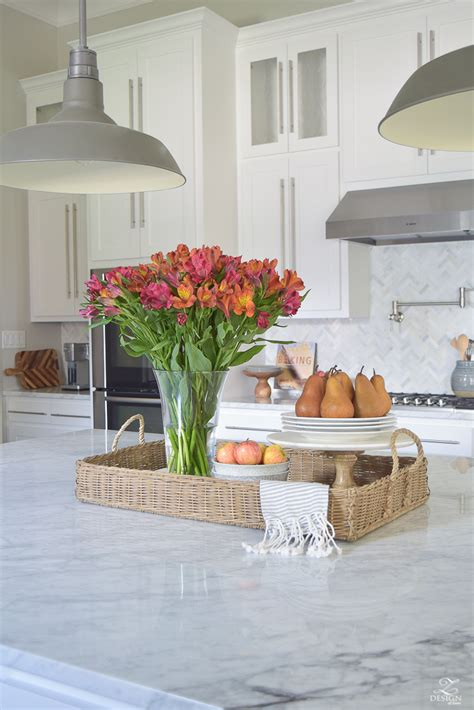 how to decorate your kitchen island 3 simple tips for styling your kitchen island zdesign at home
