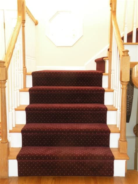 Where To Use Carpet Runners - when should you use a carpet runner for your steps