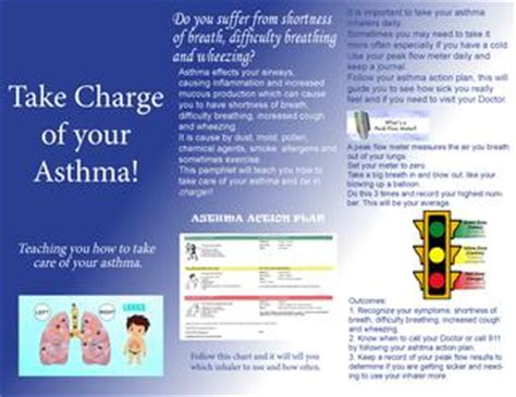 asthma brochure template asthma patient brochure related keywords asthma patient