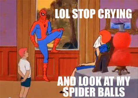 Spidey Meme - spiderman funny comics random photo 27415927 fanpop