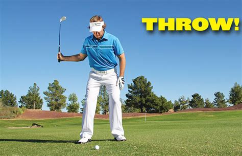 swing to the right school golf tips magazine