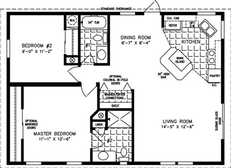 800 square foot house plans 800 to 999 sq ft manufactured home floor plans jacobsen